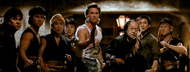 big trouble in big trouble essay Big trouble in little china blu-ray (2018 comic-con exclusive slipcover) (1986): starring kurt russell, kim cattrall and dennis dun a rough-and-tumble trucker helps rescue his friend's fiance.
