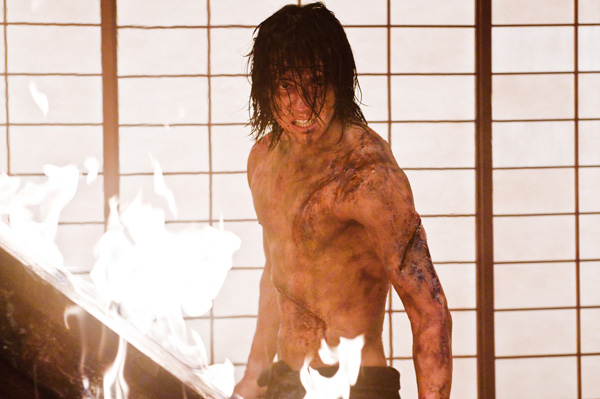 Ninja Assassin movie image Rain (1)