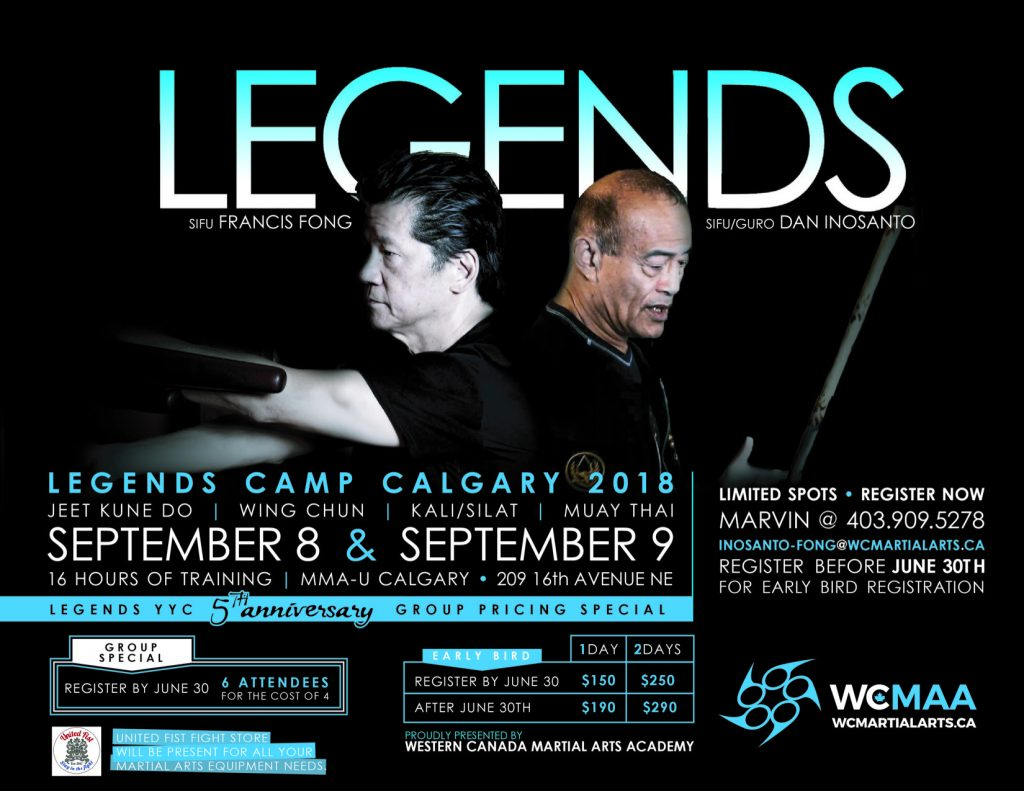 Legends Camp Calgary 2018